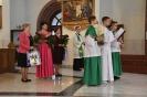 Pożegnanie księdza Pawła i księdza Bartłomieja